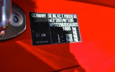 Porsche Cayman 2.7 275cv PDK WP0ZZZ98ZEK161822