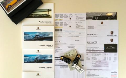 Porsche Cayman 2.7 275cv PDK Véhicule ayant eu un entretien suivi avec justificatifs.