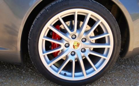 Porsche 997 Carrera S 3.8 355cv 407 : Jantes 19 pouces SportDesign (II)