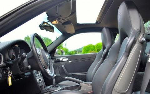 Porsche 997 Carrera S 3.8 355cv 650 : Toit ouvrant électrique