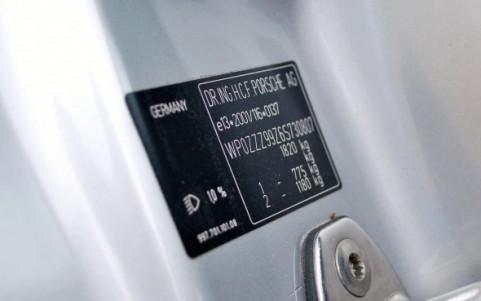 Porsche 997 Carrera S 3.8 355cv WP0ZZZ99Z6S730807