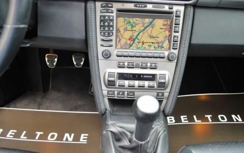 Porsche 997 Carrera S 3.8 355cv 670 : Module de navigation pour PCM II - GPS Europe