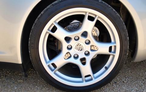 Porsche 997 Targa 4 3.6 325cv 403 : Jantes Carrera S (I) 19 pouces