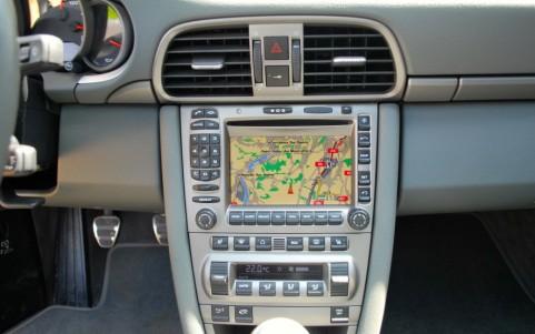 Porsche 997 Targa 4 3.6 325cv 670 / 610 : Module de navigation Europe pour PCM