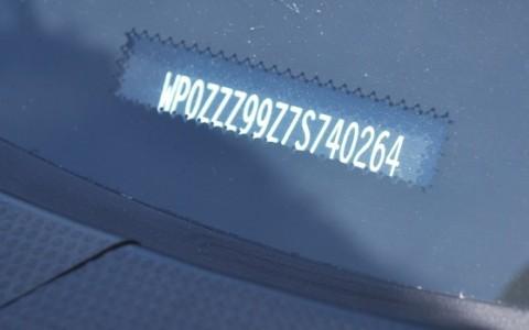 Porsche 997 Targa 4 3.6 325cv WP0ZZZ99Z7S740264