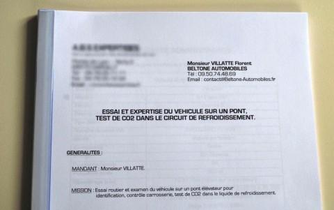 Porsche Cayenne Diesel 3.0 V6 245cv Véhicule expertisé par un cabinet indépendant.
