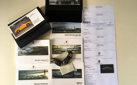 Porsche Boxster 981 2.7 265cv PDK Véhicule entretenu régulièrement avec justificatifs.