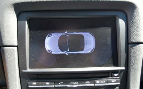 Porsche Boxster 981 2.7 265cv PDK 636 : Assistance parking avant et arrière