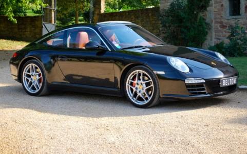 Porsche 997 Targa 4S 3.8 385cv PDK Vous habitez loin de Lyon ? Nous venons vous chercher à la gare ou à l'aéroport.
