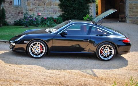 Porsche 997 Targa 4S 3.8 385cv PDK