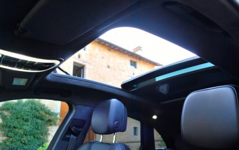 Porsche Macan Turbo Pack Performance 3FU : Toit Panoramique