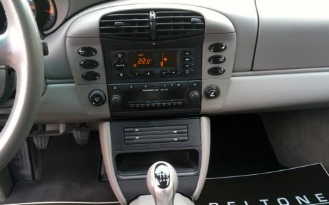Porsche 996 Carrera 3.4 300cv 695 : Radio CD Porsche CDR-22