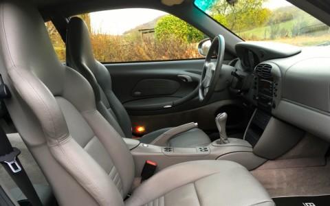 Porsche 996 Carrera 3.4 300cv 567 : Pare-brise teinté dégradé
