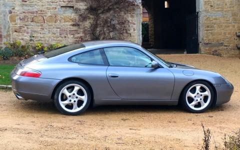 Porsche 996 Carrera 3.4 300cv 030 : Chassis Sport -10mm
