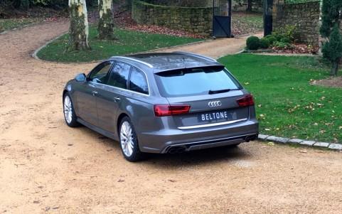 Audi S6 Avant 4.0 V8 450cv Peinture Audi Exclusive Gris Dakota