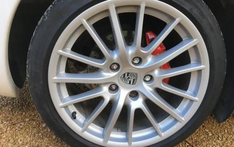 Porsche Cayman S 3.4 320cv PDK 407 : Jantes 19 pouces SportDesign (II)