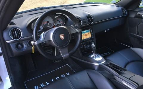 Porsche Cayman S 3.4 320cv PDK 250 : Boite de vitesse Porsche Dopelkupplung (PDK) à 7 rapports