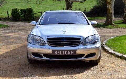 Mercedes S600 5.5 V12 500cv 614 : Projecteurs Bi-xénon