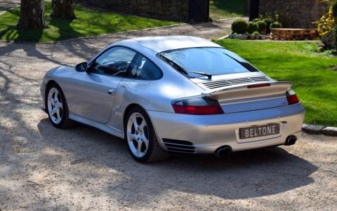 Porsche 996 Turbo 3.6 420cv