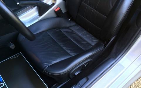 Porsche 996 Turbo 3.6 420cv Sièges en cuir souple