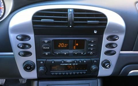 Porsche 996 Turbo 3.6 420cv Radio CD Porsche CDR-22