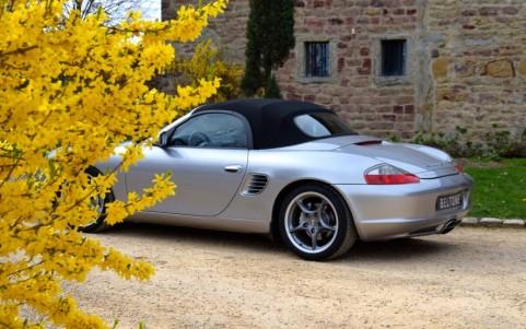 Porsche Boxster S 550 Spyder 266cv