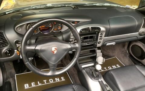 Porsche Boxster S 550 Spyder 266cv - Levier de vitesse à débattement court