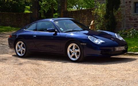 Porsche 996 Carrera 3.6 320cv Vous habitez loin de Lyon ? Nous venons vous chercher à la gare ou à l'aéroport.