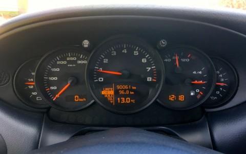 Porsche 996 Carrera 3.6 320cv