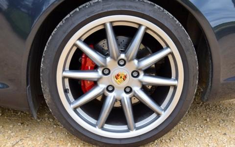 Porsche 997 Carrera S PDK 3.8 385cv XXR : Jantes 19 pouces Carrera Sport (avec écusson de roue en couleur)