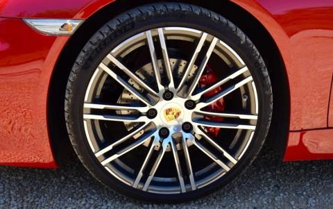 Porsche Boxster GTS PDK 429 : Jantes 911 Turbo design 20 pouces