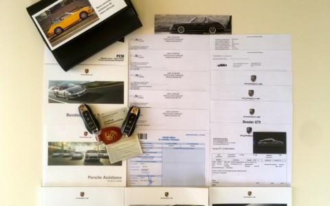 Porsche Boxster GTS PDK Véhicule ayant bénéficié d'un entretien réguliers, avec justificatifs.