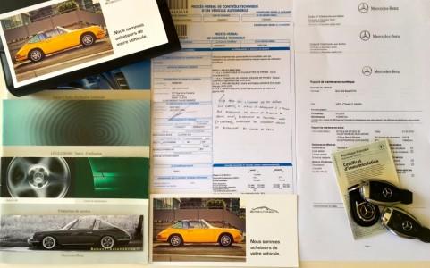 Mercedes SLK 200 BlueEfficiency 184cv Véhicule ayant bénéficié d'un entretien régulier, avec justificatifs.