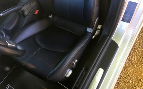 Porsche 997 Carrera 4S 3.8 355cv 438 / 537 : Sièges confort à l'avant avec 12 réglages électriques (P15)