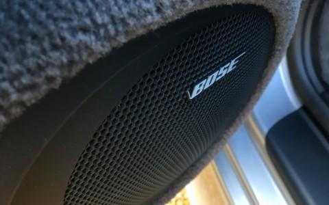 Porsche 996 Anniversaire 3.6 345cv 680 : Bose surround Sound-System