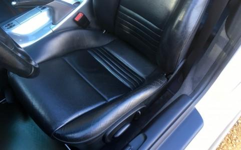 Porsche 996 Anniversaire 3.6 345cv Sellerie en cuir naturel étendu gris foncé (ITC)