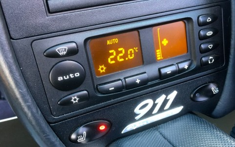 Porsche 996 Anniversaire 3.6 345cv Climatisation automatique