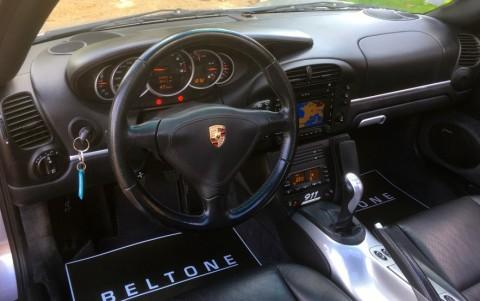 Porsche 996 Anniversaire 3.6 345cv