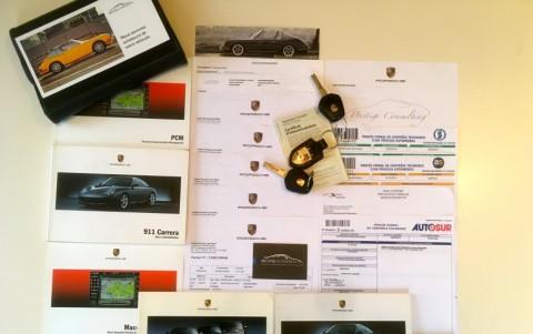 Porsche 996 Anniversaire 3.6 345cv Véhicule ayant bénéficié d'un entretien régulier, avec justificatif.
