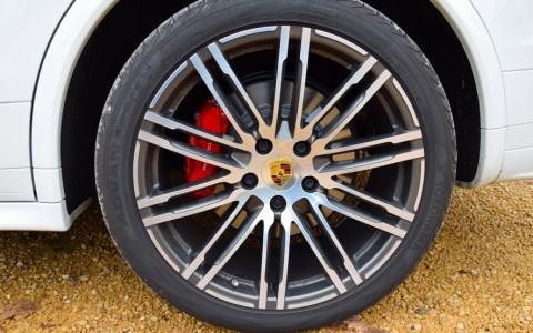 Porsche Cayenne GTS 3.6 440cv NC : Jantes Cayenne Turbo II 21 pouces