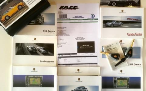 Porsche 997 Carrera 4S Cabriolet 355cv Véhicule ayant bénéficié d'un suivi d'entretien régulier, avec justificatif.