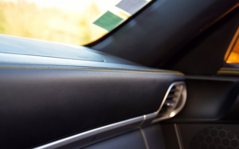 Porsche 997 Carrera 4S Cabriolet 355cv 936 / 981 / 983 : Intérieur tout cuir (ITC) noir.