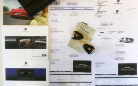Porsche Boxster S 3.4 310cv PDK Véhicule ayant bénéficié d'un entretien suivi, avec justificatifs.