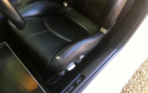 Porsche 997 Targa 4S 3.8 355cv 342 : Sièges avant chauffants