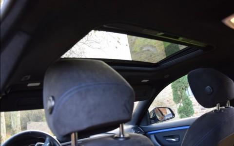 Bmw 440i xDrive 360cv Toit ouvrant en verre coulissant et entrebaillable
