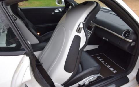 Porsche Cayman 987 2.7 245cv Dos des sièges sport peints